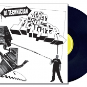 Album cover DJ Technician