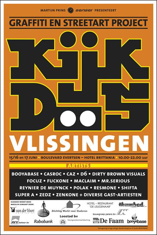 Poster Festival Kijkdoos