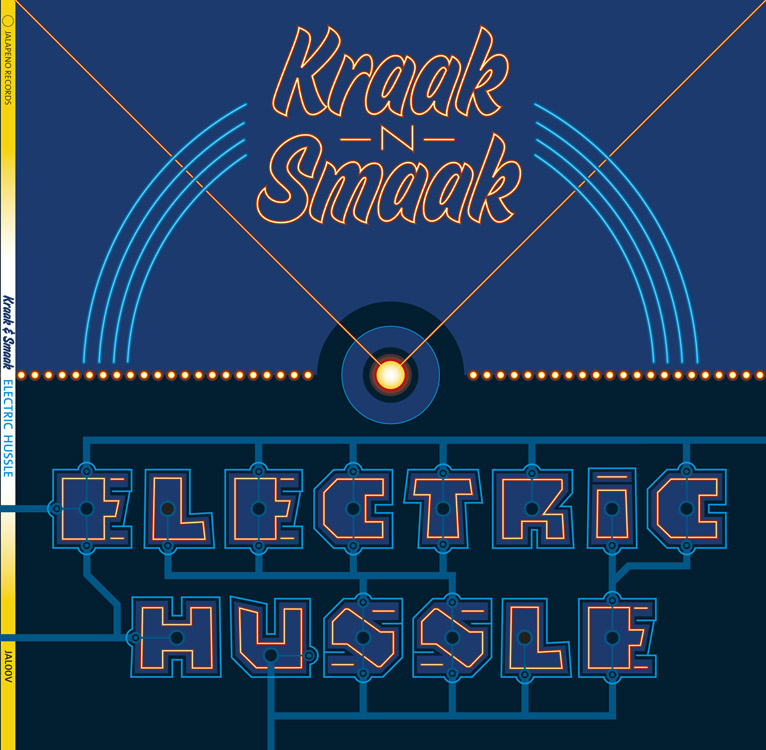 Album cover Kraak & Smaak